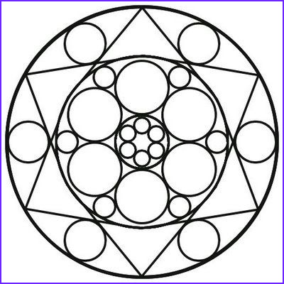 Simple Mandala Coloring Pages New Gallery Simple Snowman Coloring Pages
