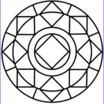 Simple Mandala Coloring Pages New Photos Art Therapy Directive Torn Paper Art