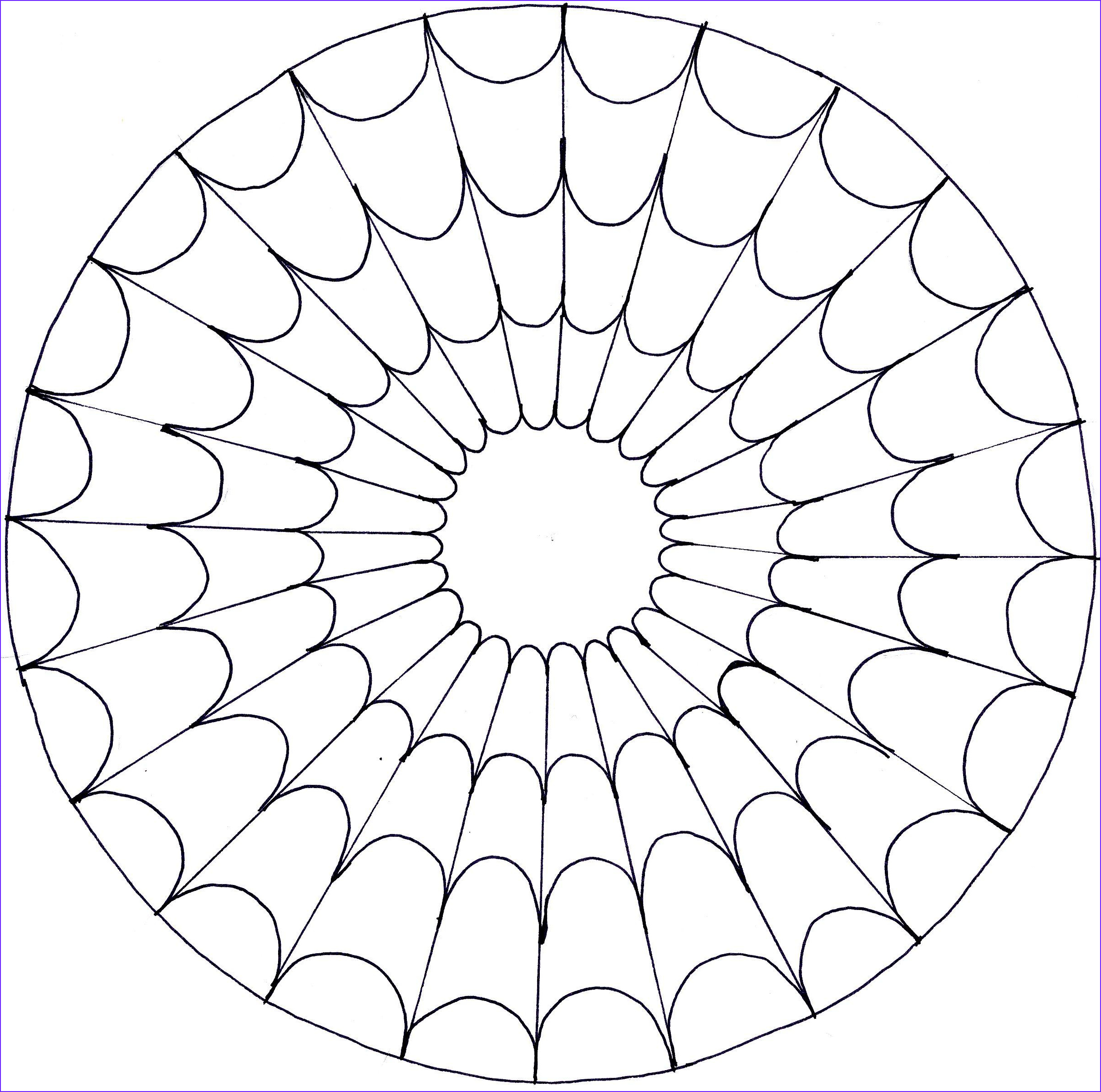 Simple Mandala Coloring Pages Unique Image Free Printable Mandalas for Kids Best Coloring Pages for