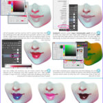 Skin Coloring Tutorial Elegant Photos Tutorial Coloring With Gra Nt Maps By Wysoka On Deviantart