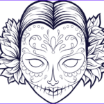 Skull Coloring Book Awesome Collection Cool Skull Design Coloring Pages Coloring Home