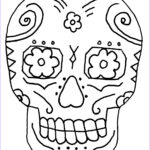 Skull Coloring Book Awesome Photography Diy Day Of The Dead Faces – Gina Tepper