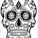 Skull Coloring Book Best Of Photography Printable Skulls Coloring Pages For Kids
