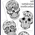 Skull Coloring Book Elegant Photography Free Coloring Pages Printables A Girl And A Glue Gun