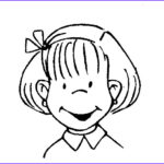 Smile Coloring Pages Best Of Images 為孩子們的著色頁 Kid Smile Coloring Pages