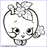 Smile Coloring Pages New Collection Shopkins Apple Smile Cute Girls Coloring Pages Printable