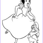Snow White Coloring Best Of Collection Snow White Coloring Pages Free For Kids