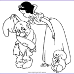 Snow White Coloring Cool Photos Snow White Coloring Pages 2