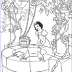 Snow White Coloring Luxury Images Snow White Singing Coloring Pages Hellokids
