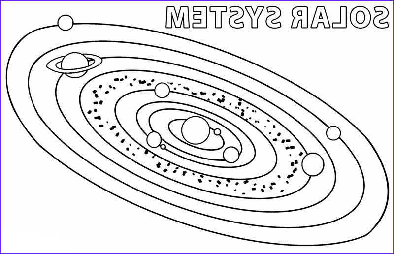 Solar System Coloring Page Luxury Stock Free Printable solar System Coloring Pages for Kids