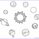 Solar System Planets Coloring Awesome Stock Printable Solar System Coloring Pages For Kids