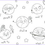 Solar System Planets Coloring Beautiful Images Solar System Coloring Pages – Coloringcks