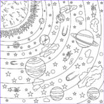 Solar System Planets Coloring Beautiful Photography Pin By Falon B On Coloring