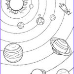 Solar System Planets Coloring Cool Collection Printable Solar System Coloring Page Free Pdf At