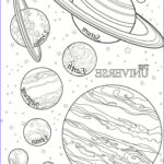 Solar System Planets Coloring Elegant Gallery Free Printable Planet Coloring Pages For Kids