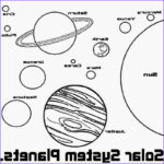 Solar System Planets Coloring Elegant Stock Free Coloring Pages Printable To Color Kids
