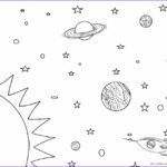 Solar System Planets Coloring Elegant Stock Printable Solar System Coloring Pages For Kids