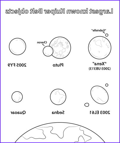 Solar System Planets Coloring Luxury Stock Dwarf Planets Coloring Page From solar System Category