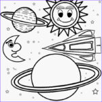 Solar System Planets Coloring New Photos Free Coloring Pages Printable To Color Kids