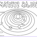 Solar System Planets Coloring New Photos Solar System Coloring Pages – Coloringcks