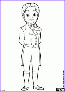 Sophia the First Coloring Book Unique Image Prince James sofia S Stepbrother Coloring Page