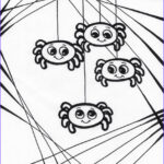 Spider Coloring Beautiful Stock Free Printable Spider Coloring Pages For Kids