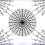 Spider Coloring Luxury Photography Printable Spider Web Coloring Pages For Kids