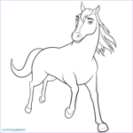 Spirit Coloring Pages Awesome Photos Spirit Riding Free Coloring Pages