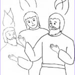 Spirit Coloring Pages Unique Stock Bible Story Coloring Page For The Holy Spirit Es