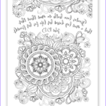 Spiritual Coloring Pages New Gallery Free Christian Coloring Pages For Adults Roundup
