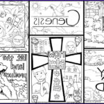 Spiritual Coloring Pages New Photos Bible Coloring Pages For Kids [free Printables]