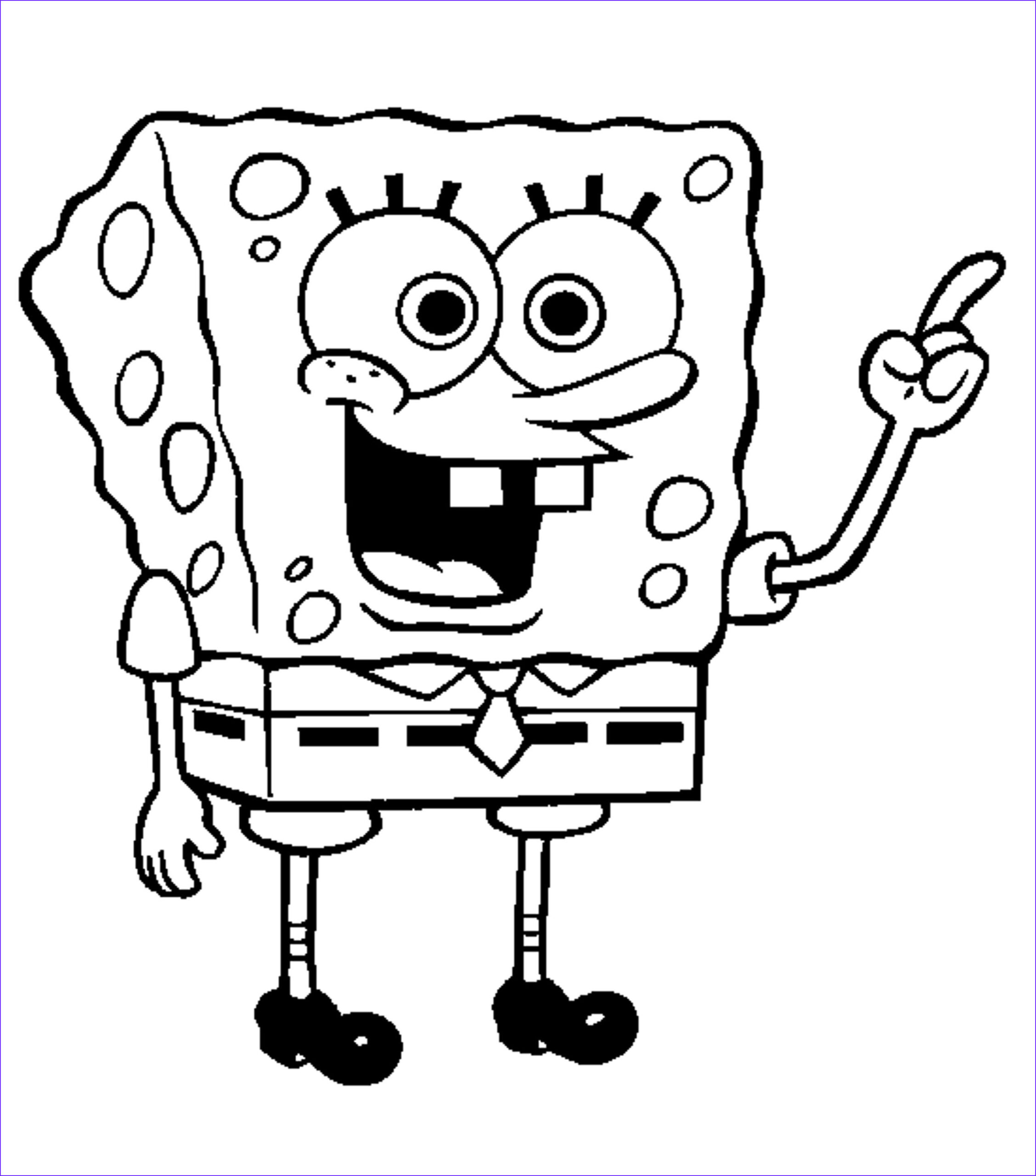 Spongebob Coloring Book Inspirational Stock Kids Cartoons In Black and White Yahoo Image Search