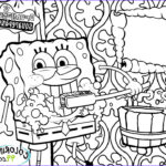 Spongebob Coloring Pages Best Of Collection Spongebob Squarepants Coloring Pages