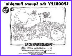 Spookley the Square Pumpkin Coloring Pages Inspirational Image Coloring Pumpkins and the O Jays On Pinterest