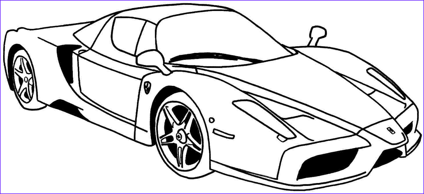 Sports Car Coloring Pages Beautiful Photos Sports Car Coloring Pages Bestofcoloring