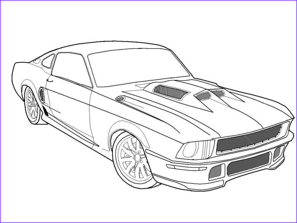 Sports Car Coloring Pages Beautiful Photos Sports Car Tuning 164 Transportation – Printable