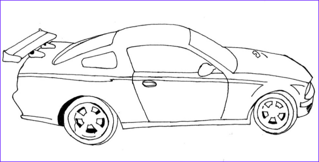 Sports Car Coloring Pages Best Of Gallery Sports Car Coloring Pages Bestofcoloring