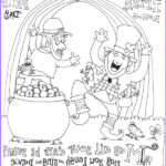 St Patrick Day Coloring Pages Awesome Photos Cute St Patrick S Day Coloring Pages