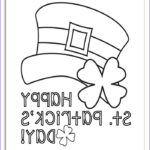 St Patrick Day Coloring Pages Beautiful Gallery Free Printable St Patrick S Day Coloring Pages