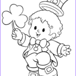 St Patrick Day Coloring Pages Beautiful Images St Patrick S Day Coloring Page Coloring Page & Book For Kids