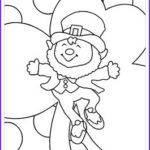St Patrick Day Coloring Pages Cool Collection St Patrick Drawing At Getdrawings