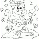 St Patrick Day Coloring Pages Elegant Photography Leprechaun Coloring Page C0lor
