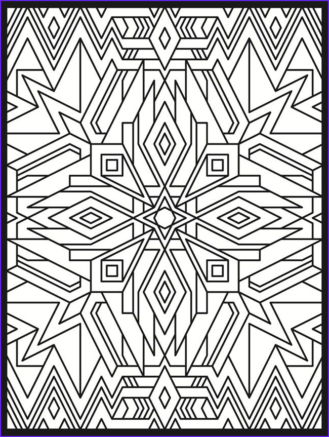 Stained Glass Coloring Pages for Adults Best Of Photography Stained Glass Design 2 From Dover Publications