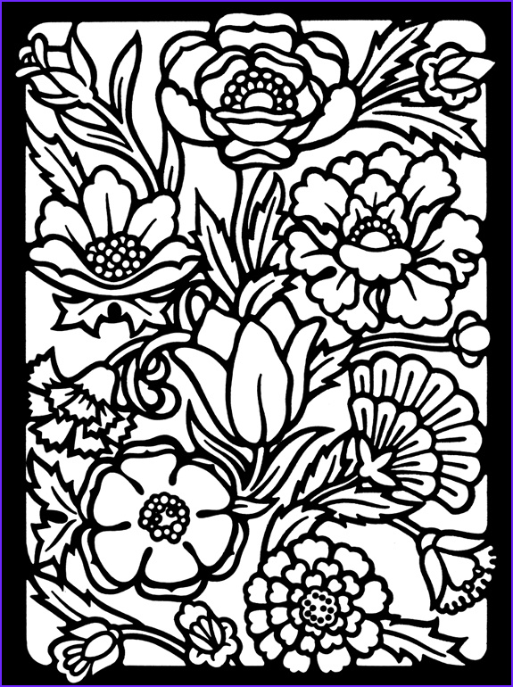 Stained Glass Coloring Pages for Adults Inspirational Photography Inkspired Musings What Poland and California Have In Mon