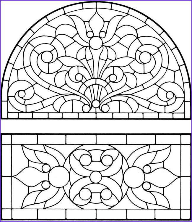 Stained Glass Window Coloring Pages Beautiful Images I Enjoy Coloring with My Mom In Her Nursing Home Room