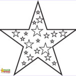 Star Coloring Page Elegant Photos Star Coloring Pages