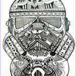 Star Wars Adult Coloring Book Awesome Gallery Imperial Storm Trooper Tattoo Starwars