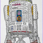 Star Wars Adult Coloring Pages Beautiful Collection R2 D2 Star Wars Coloring Page Star Wars Coloring Page