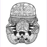 Star Wars Adult Coloring Pages Beautiful Collection Zen Stormtrooper Anti Stress Adult Coloring Pages
