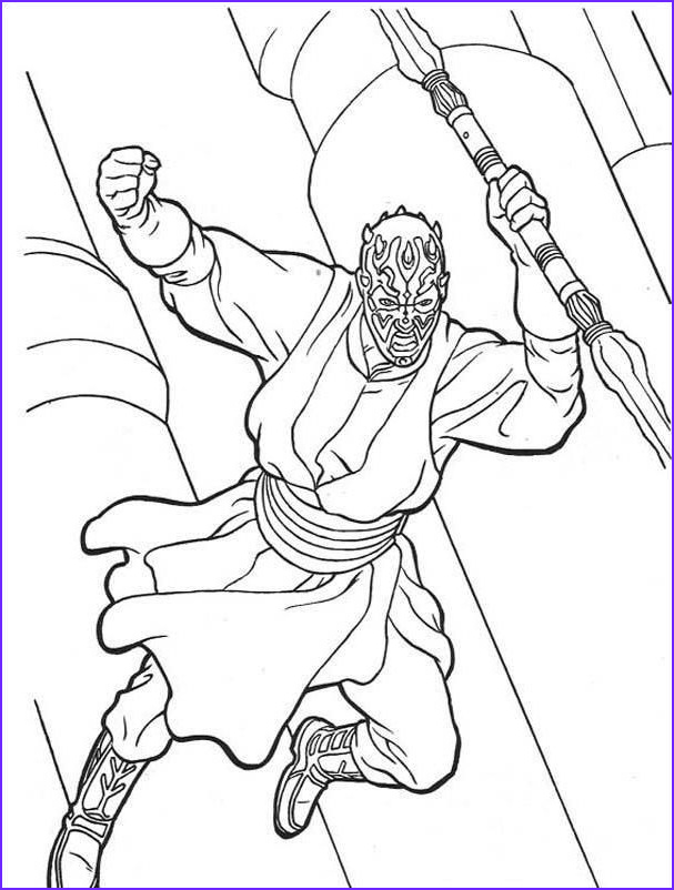 Star Wars Adult Coloring Pages Best Of Image Darth Maul Star Wars Coloring Pages
